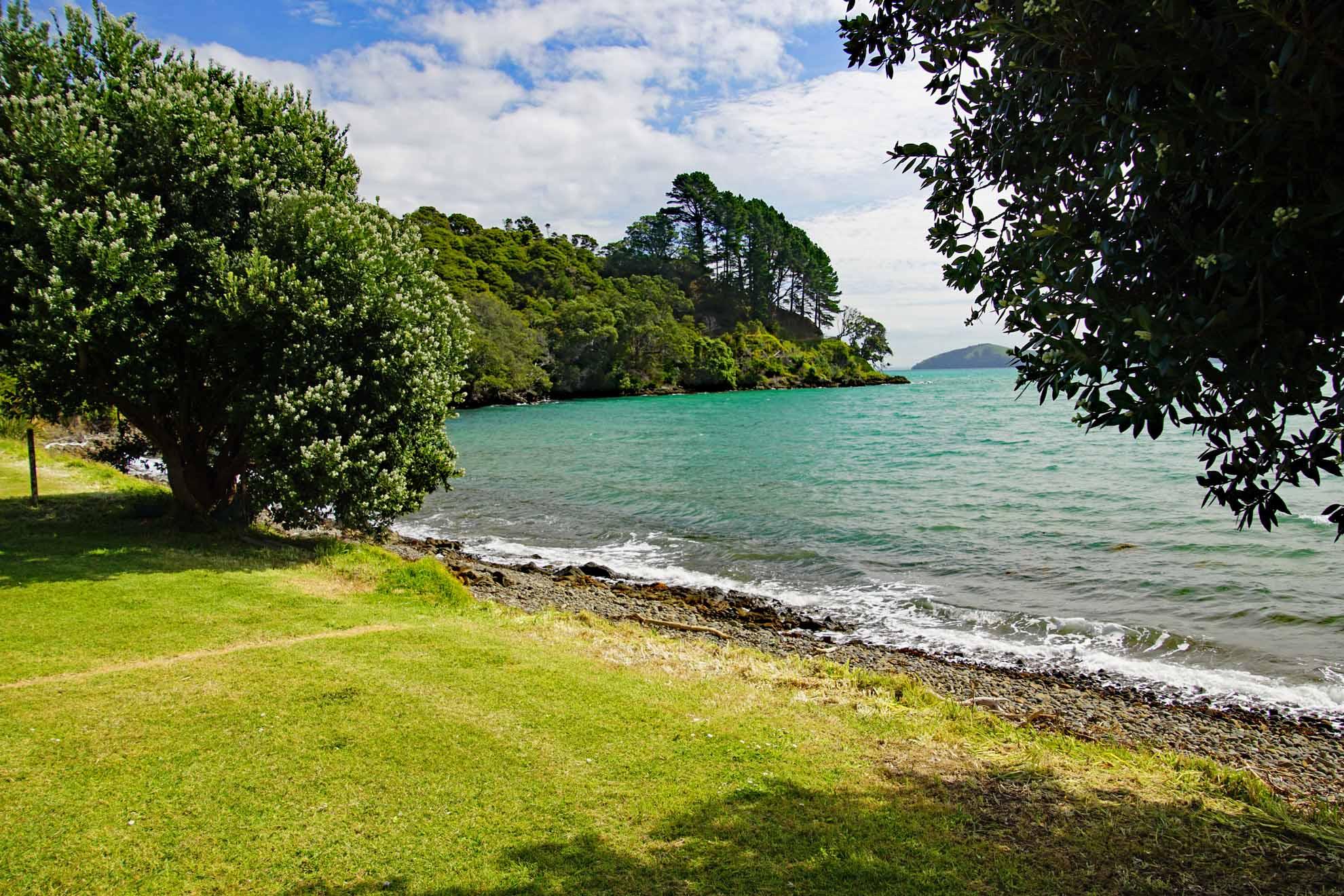 Coromandel - Tucks Bay
