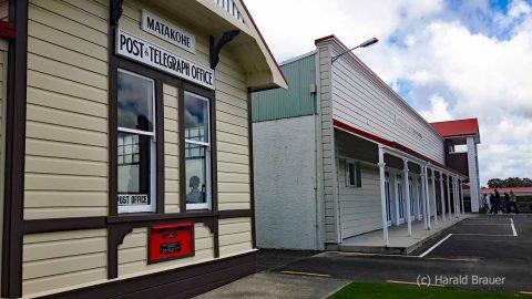 historische Poststelle