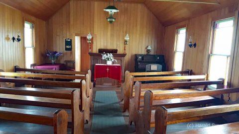Kirche in Matahoke