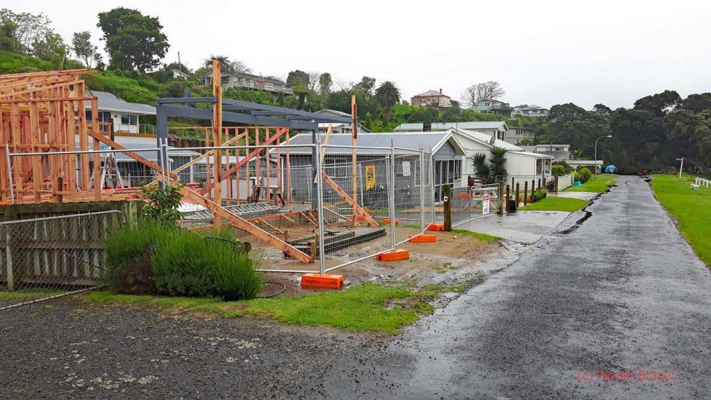 Hausbau in Leichtbauweise
