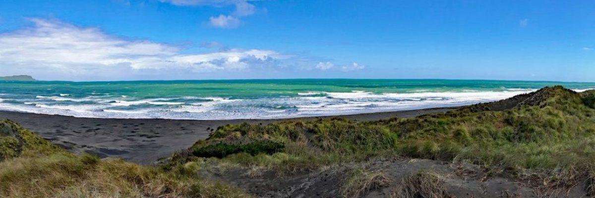 Hot Water Beach - Kawhia