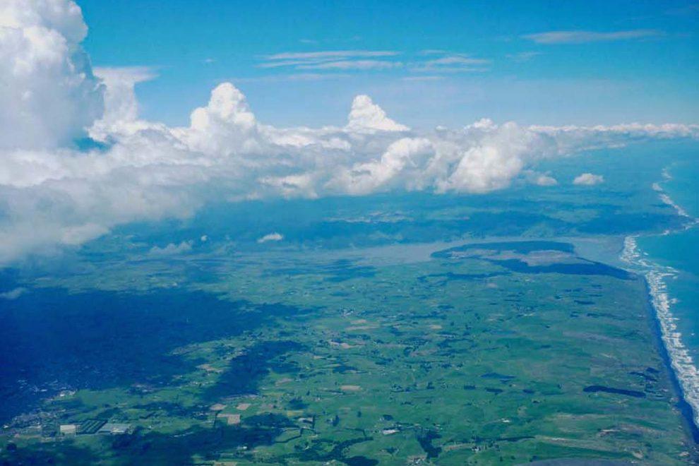 Das Land der langen weißen Wolke