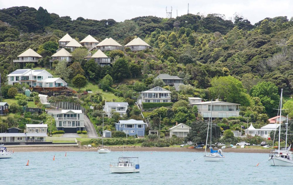 Pahia Bay of Islands Neuseeland