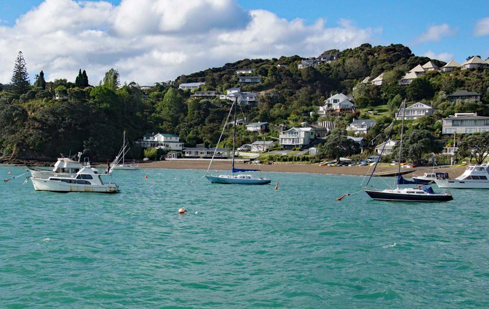 Russel - ehemaluge Hauptstadt von Neuseeland