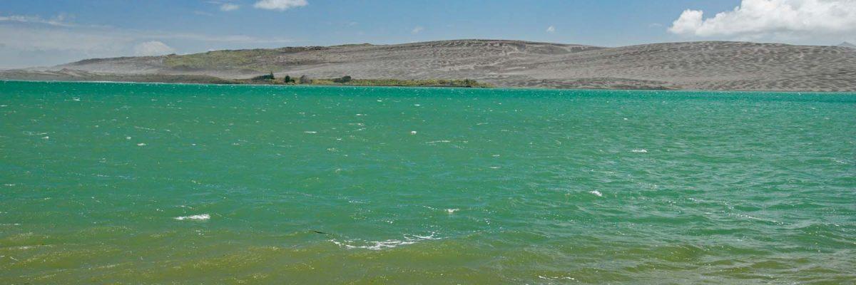 Ein kleiner Umweg nach Aotea - nördlich von Kawhia. Aotea ist ein Wort der Maori und bedeutet Hafen.