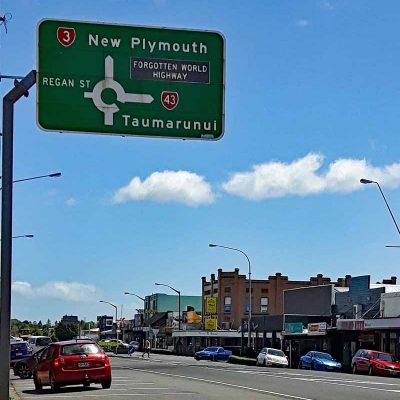 Stratford Neuseeland