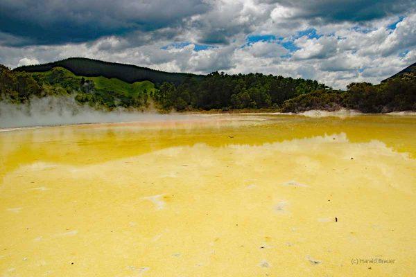 Wai-O-Tapu Champagner Pool