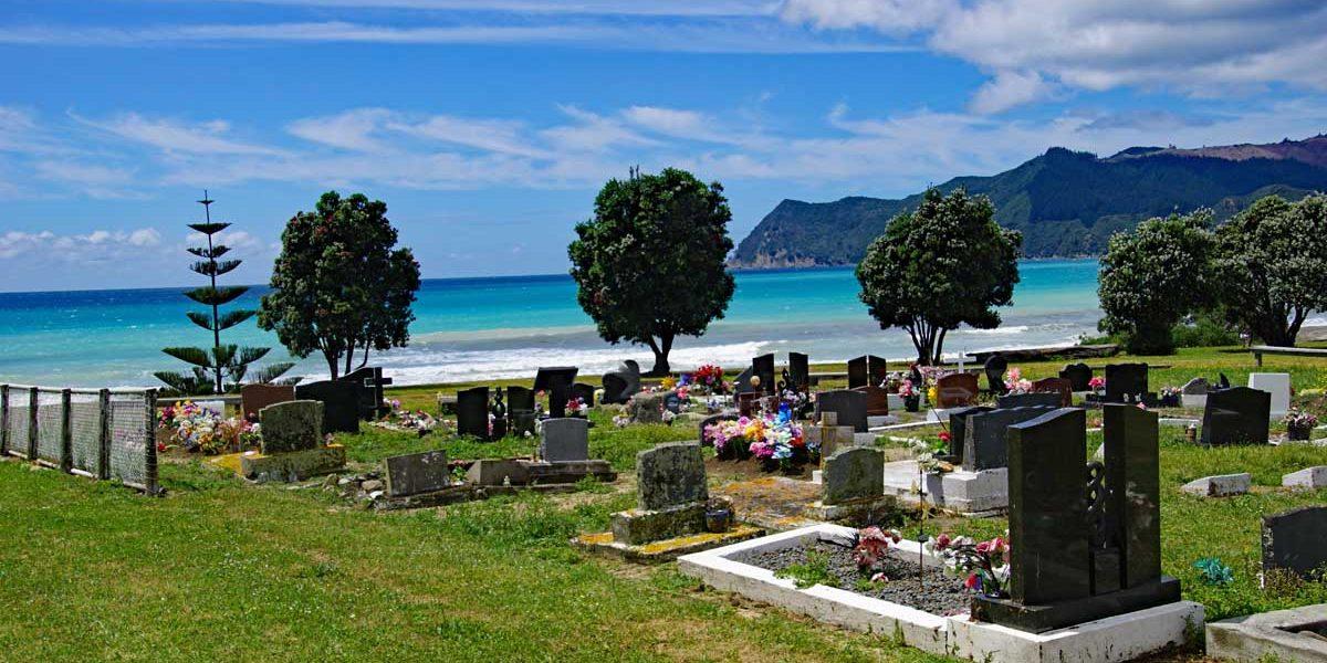 Waipiro Bay Cemetery