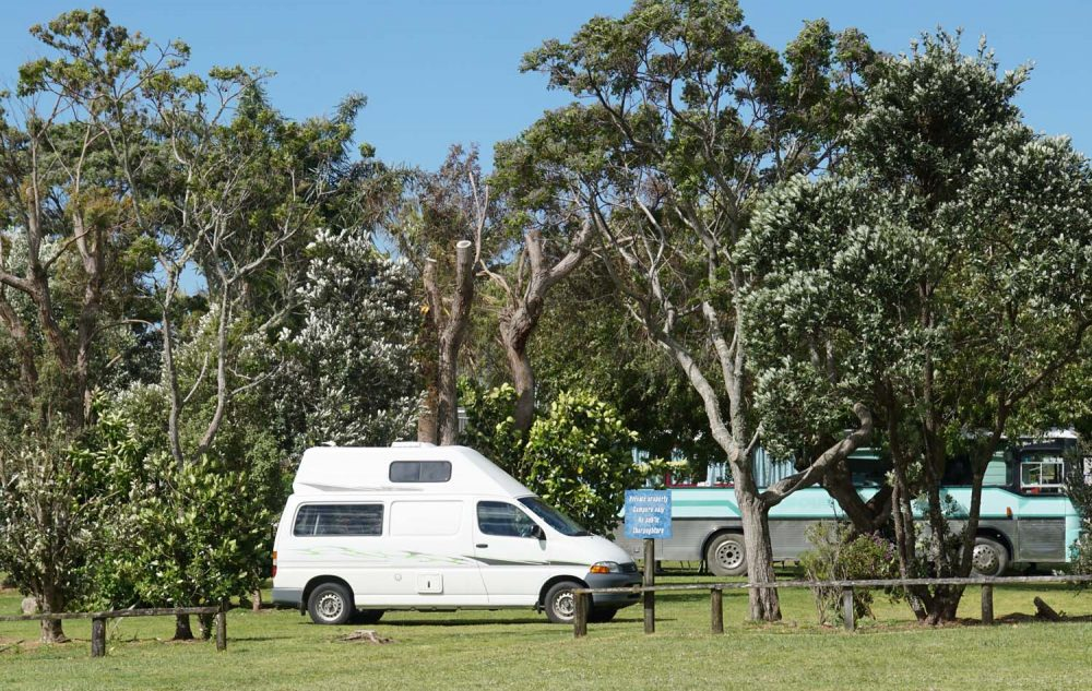 Whananaki Campground